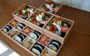 田わわ家のお弁当